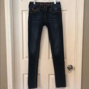 Skinny Rock Revival Jeans ☠️